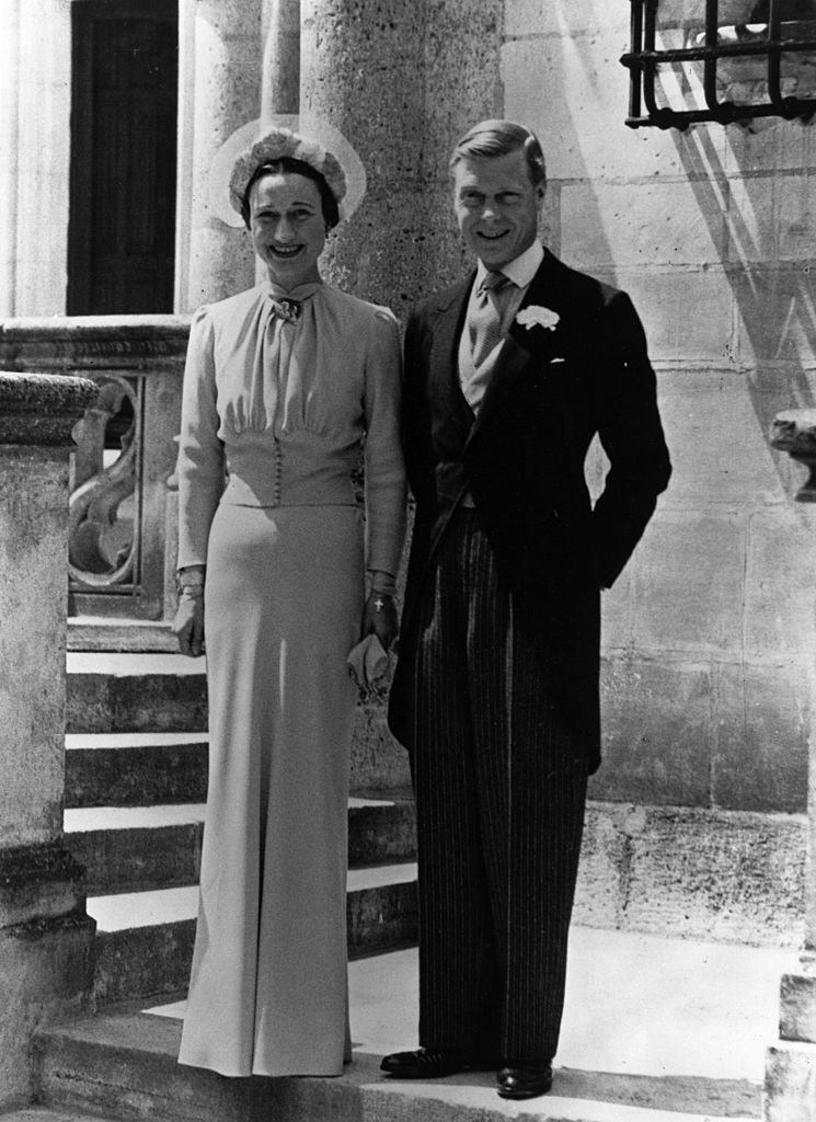 Image Source: Getty Images/ Edward VII and Wallis Simpson