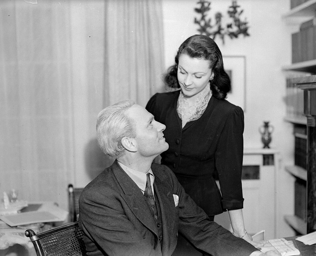 Image Credits: Getty Images / Express | Vivien Leigh and Laurence Olivier as a couple