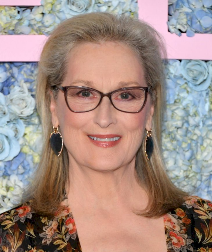 Image Credits: Getty Images / Dia Dipasupil | Meryl Streep in May 2019.