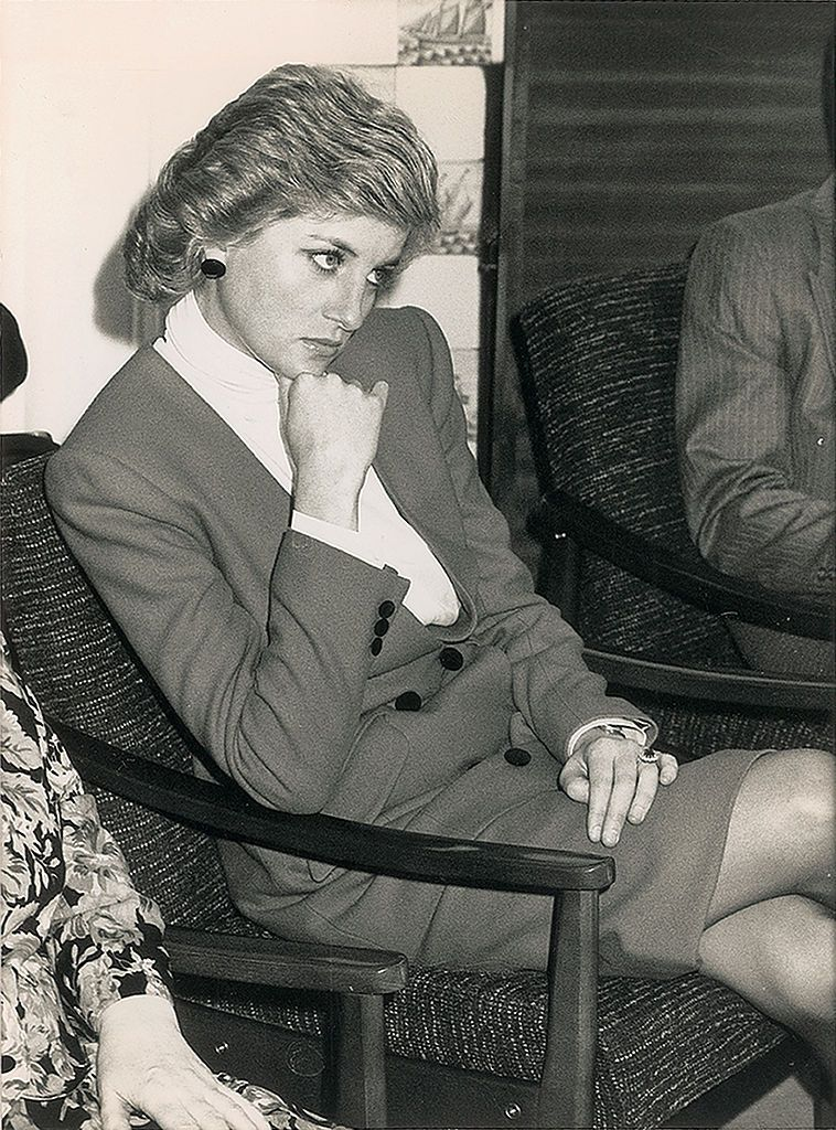 Rebellious Princess Diana / Getty Images