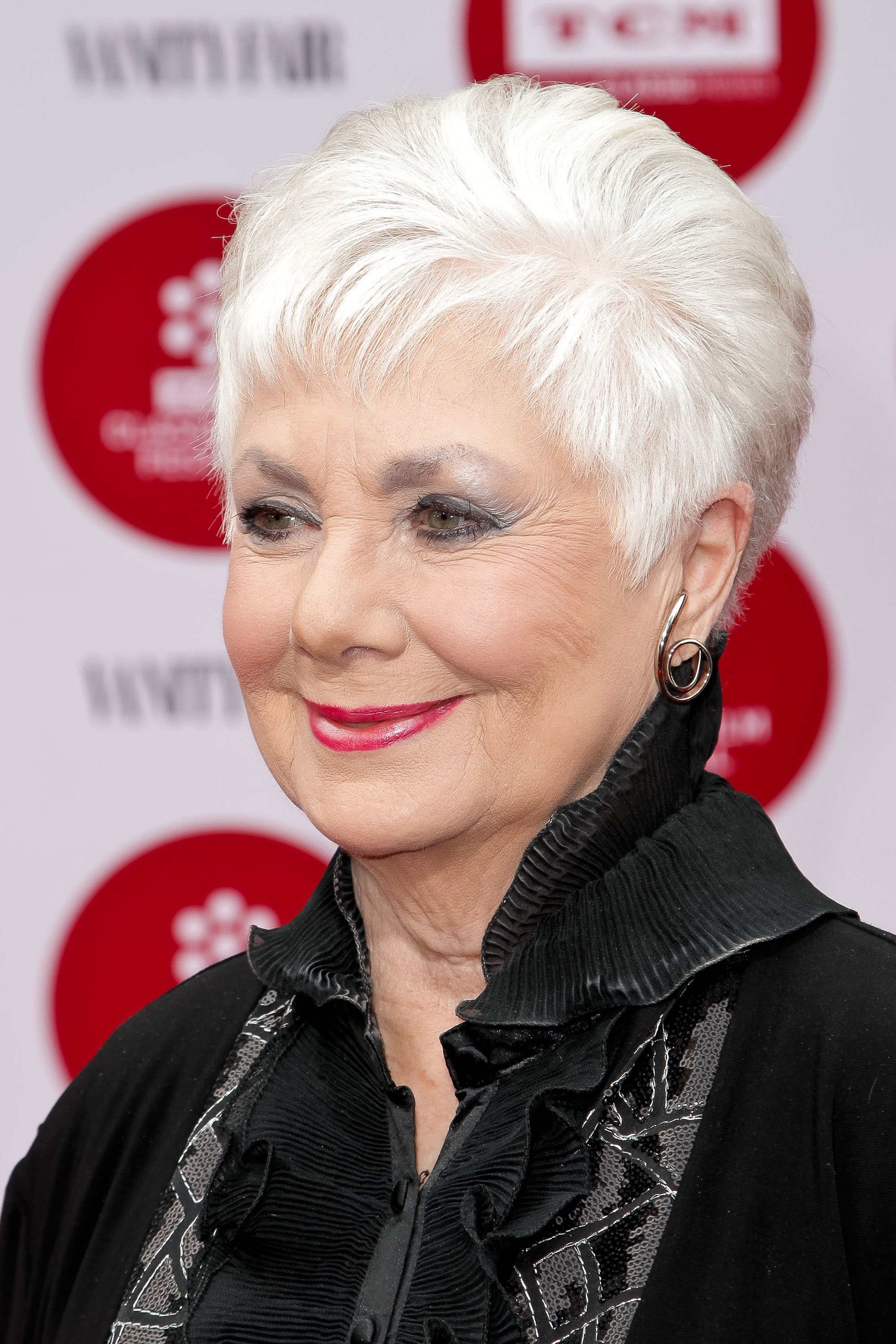 Image Credit: Getty Images / Actress and singer, Shirley Jones poses for a photo.