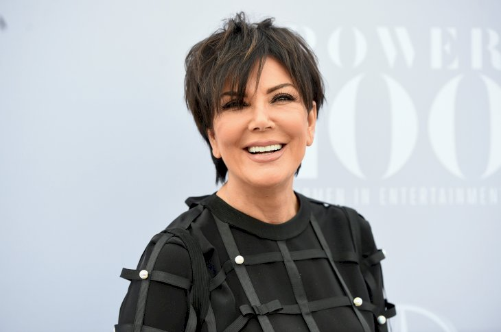 Image Credit: Getty Images / Kris Jenner at an event.