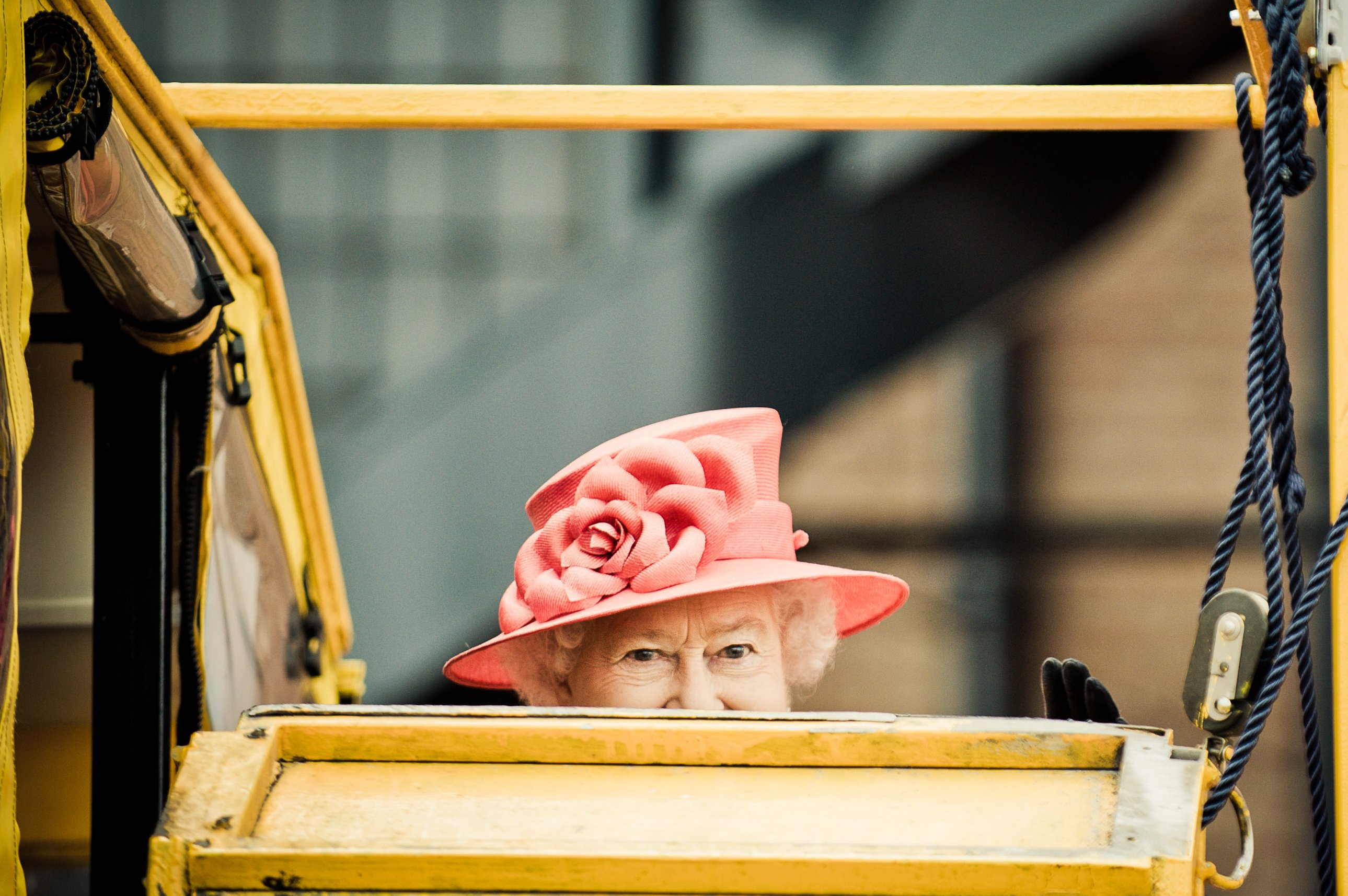 Weird Things That The Queen Owns