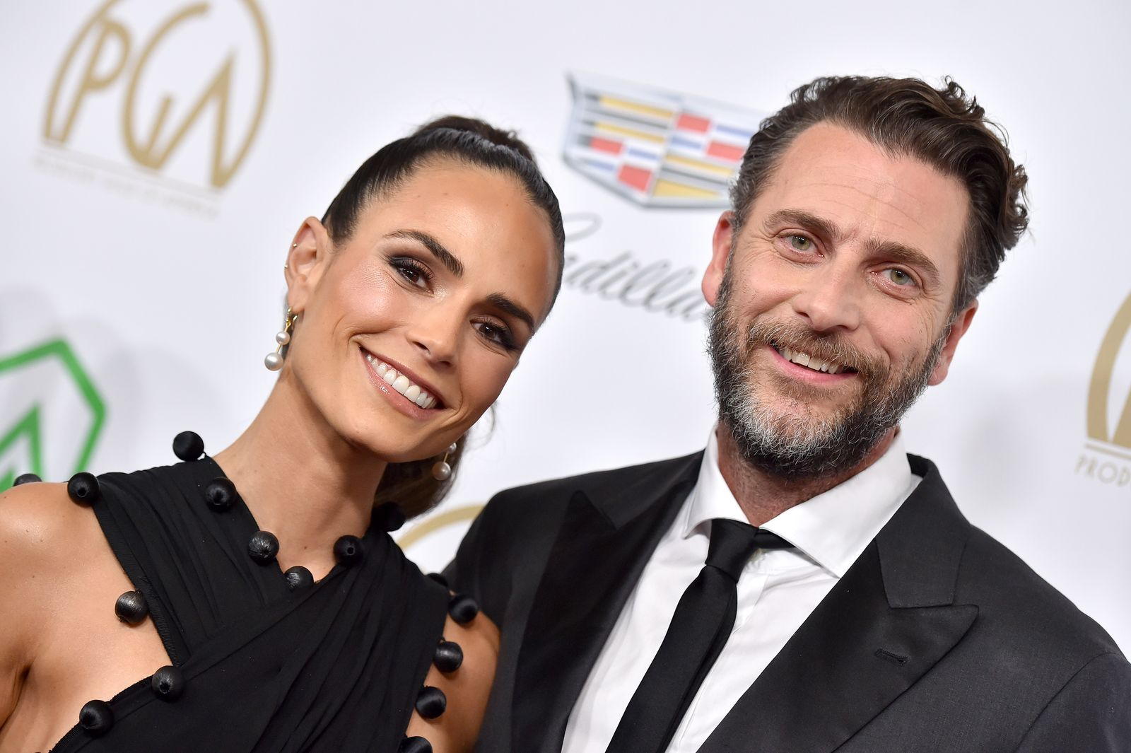 Jordana Brewster and Andrew Form/Photo:Getty Images