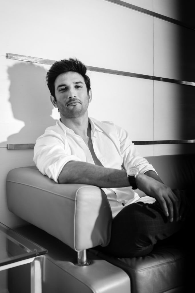 Image Source: Getty Images/Hindustan Times/Profile Shoot Of Sushant Singh Rajput