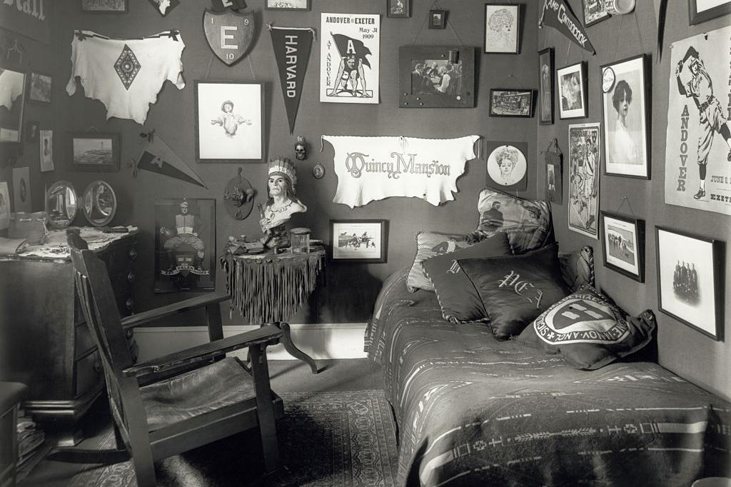 A Peek At How Dorm Rooms Have Evolved Through The Years