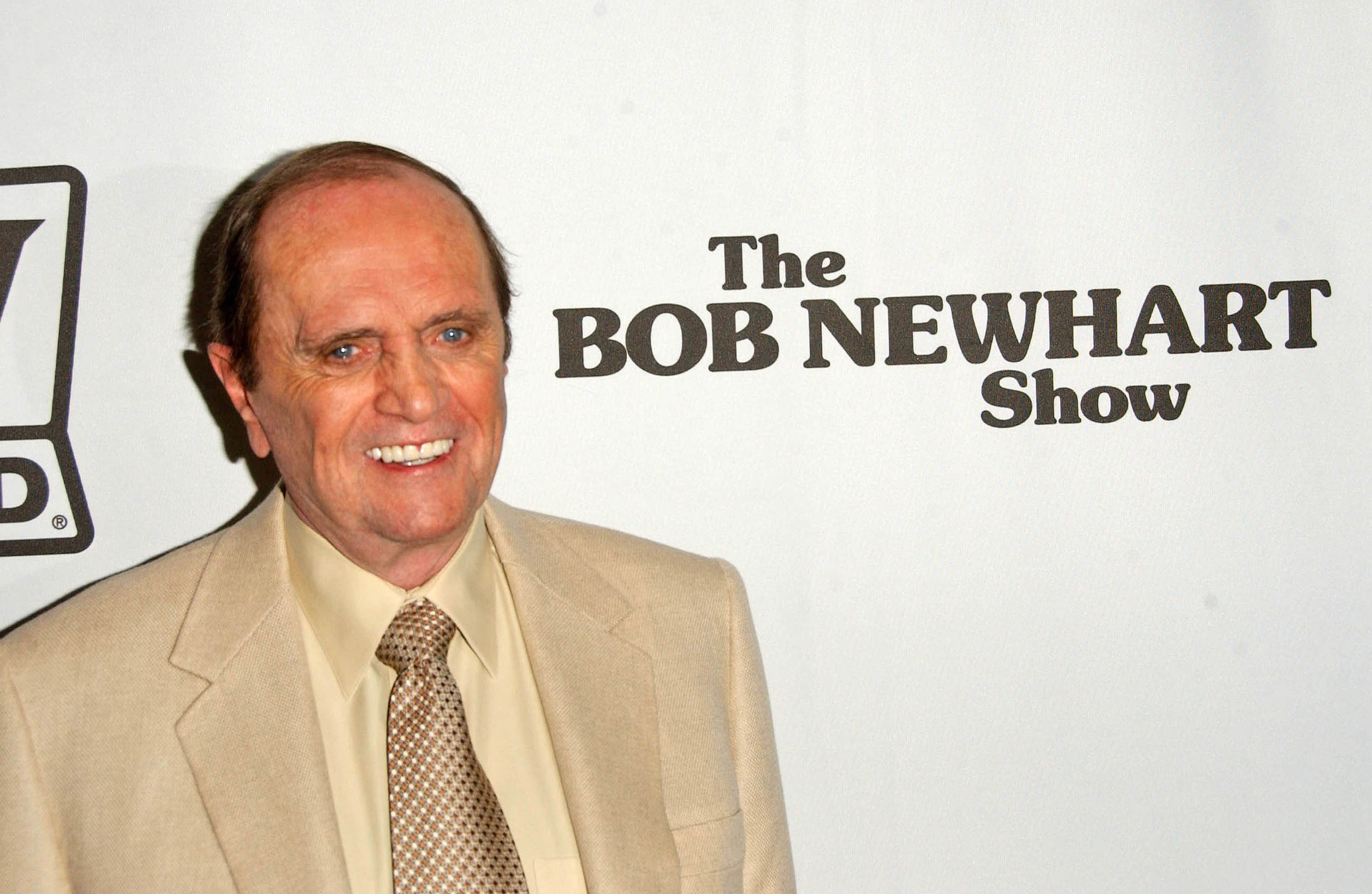 Bob Newhart Reveals the Marvelous Reason Behind the Sitcom's Ending
