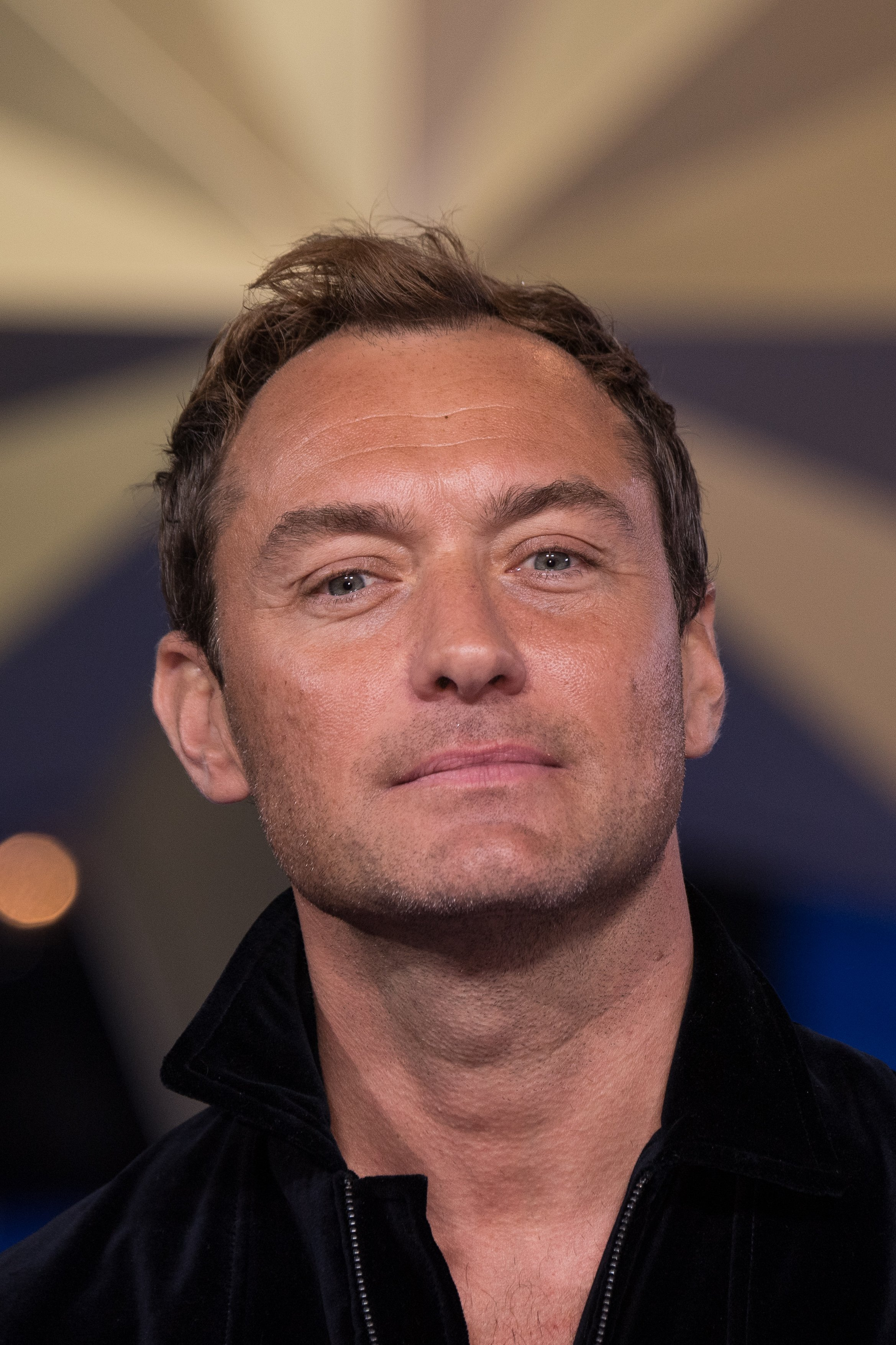 Image Source: Getty Images/Jude Law at a movie event