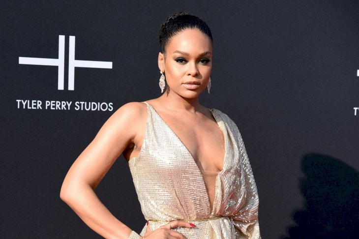 Image Credit: Getty Images/Paul R. Giunta | Demetria McKinney attends Tyler Perry Studios grand opening gala at Tyler Perry Studios