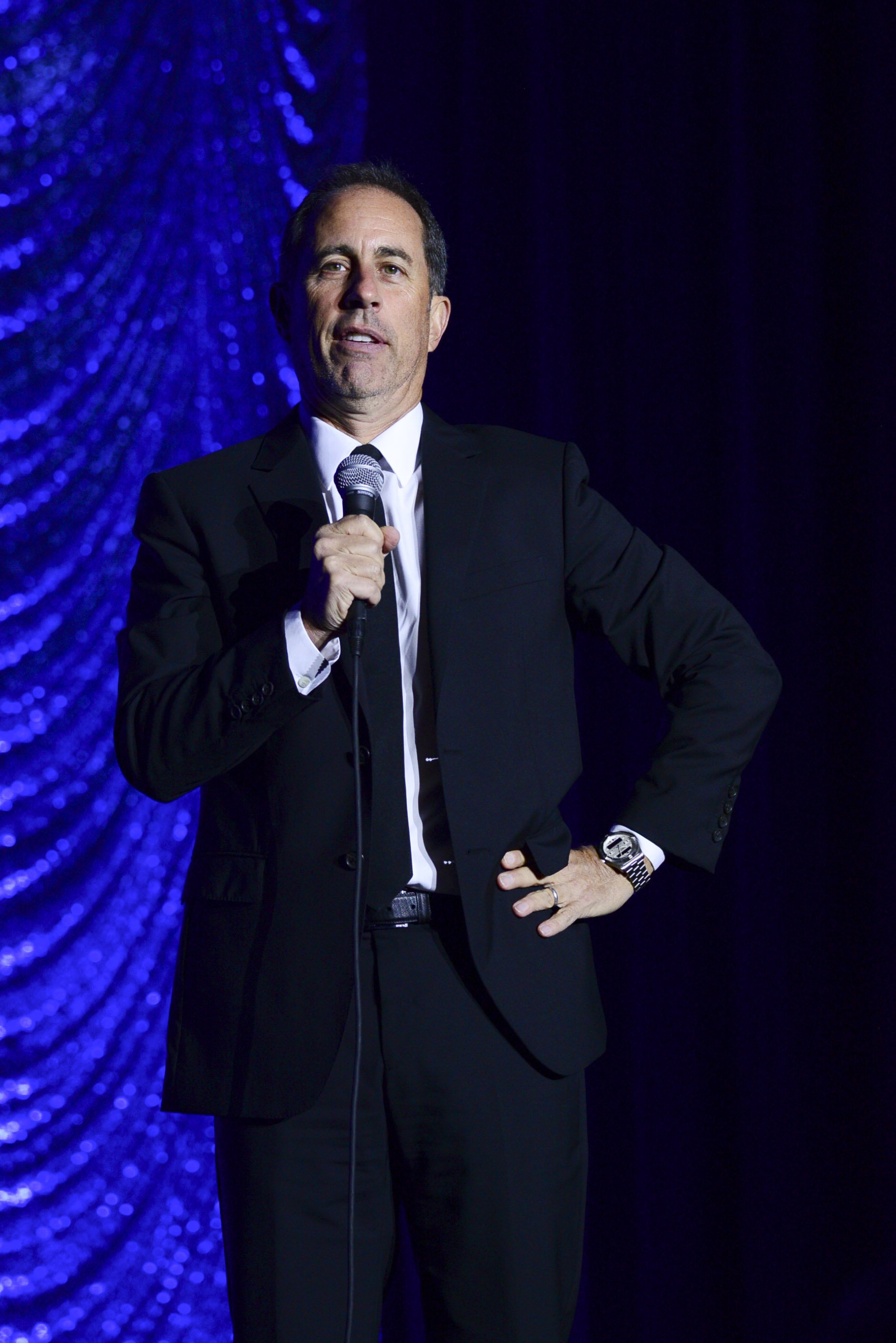 Image Credits: Getty Images | Jerry Seinfeld