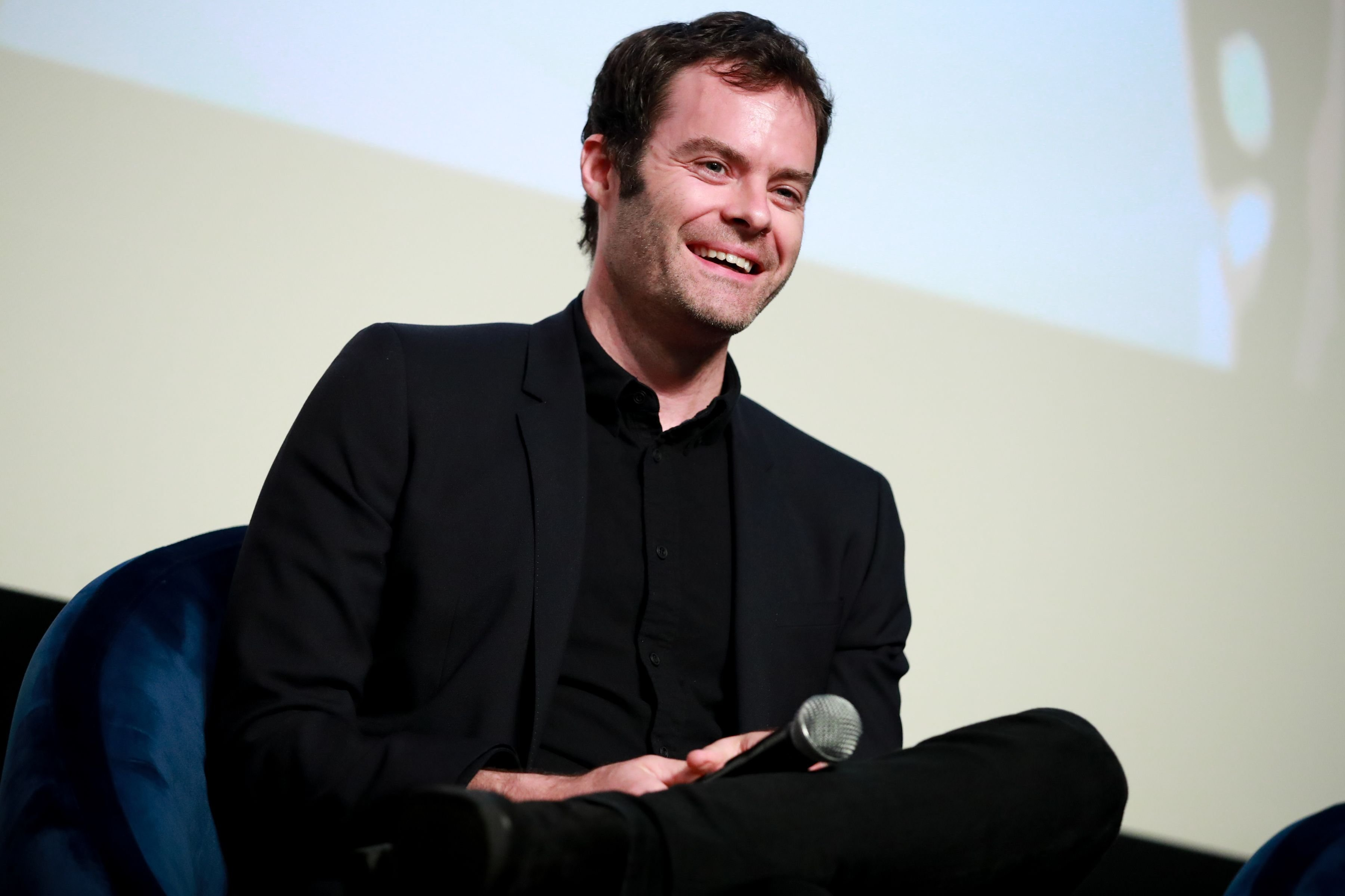 Bill Hader/Photo:Getty Images