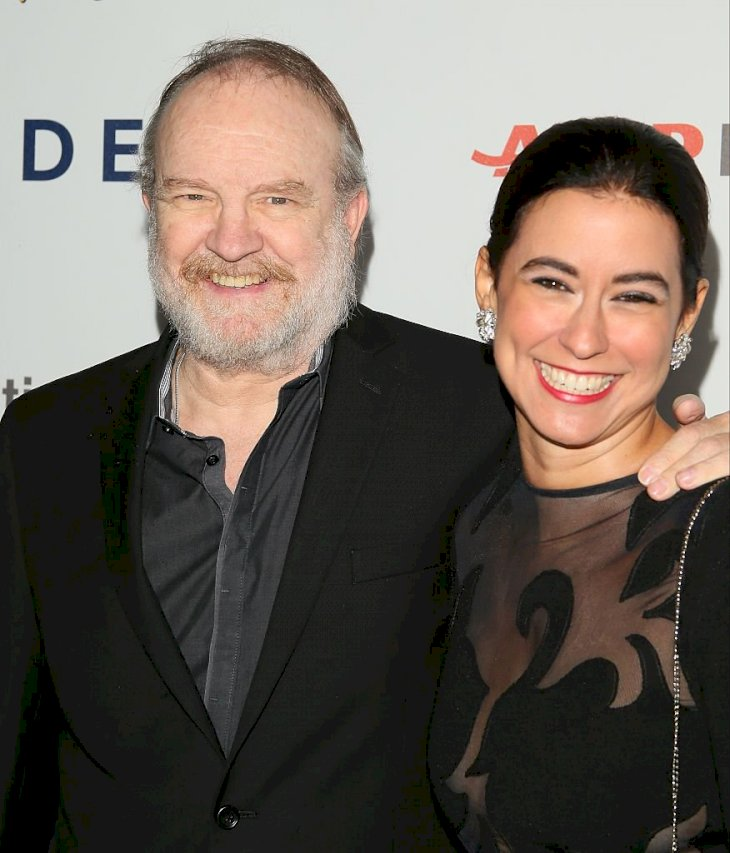 Image Credits: Getty Images / JB Lacroix / WireImage | Jim Beaver and Sarah Spiegel attend the MPTF 95th anniversary celebration with 'Hollywood's Night Under The Stars' at MPTF Wasserman Campus on October 1, 2016 in Los Angeles, California.