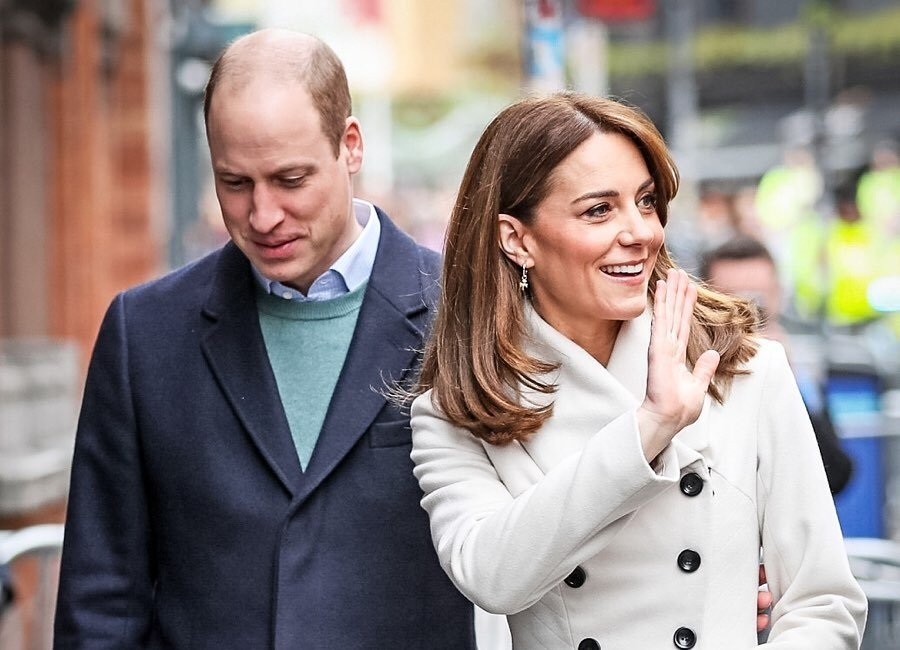 Kate and Will's Meghan Markle Warning to Prince Harry