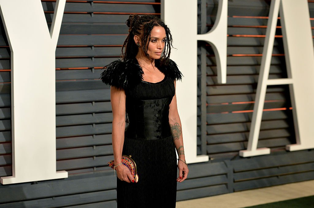 Image Credit: Getty Images / Lisa Bonet attends the 2015 Vanity Fair Oscar Party hosted by Graydon Carter at Wallis Annenberg Center for the Performing Arts on February 22, 2015.