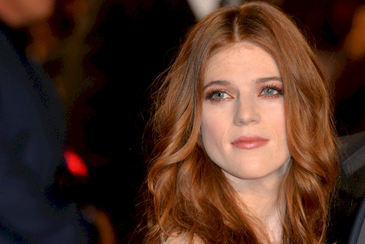 Rose Leslie/Photo:Getty Images
