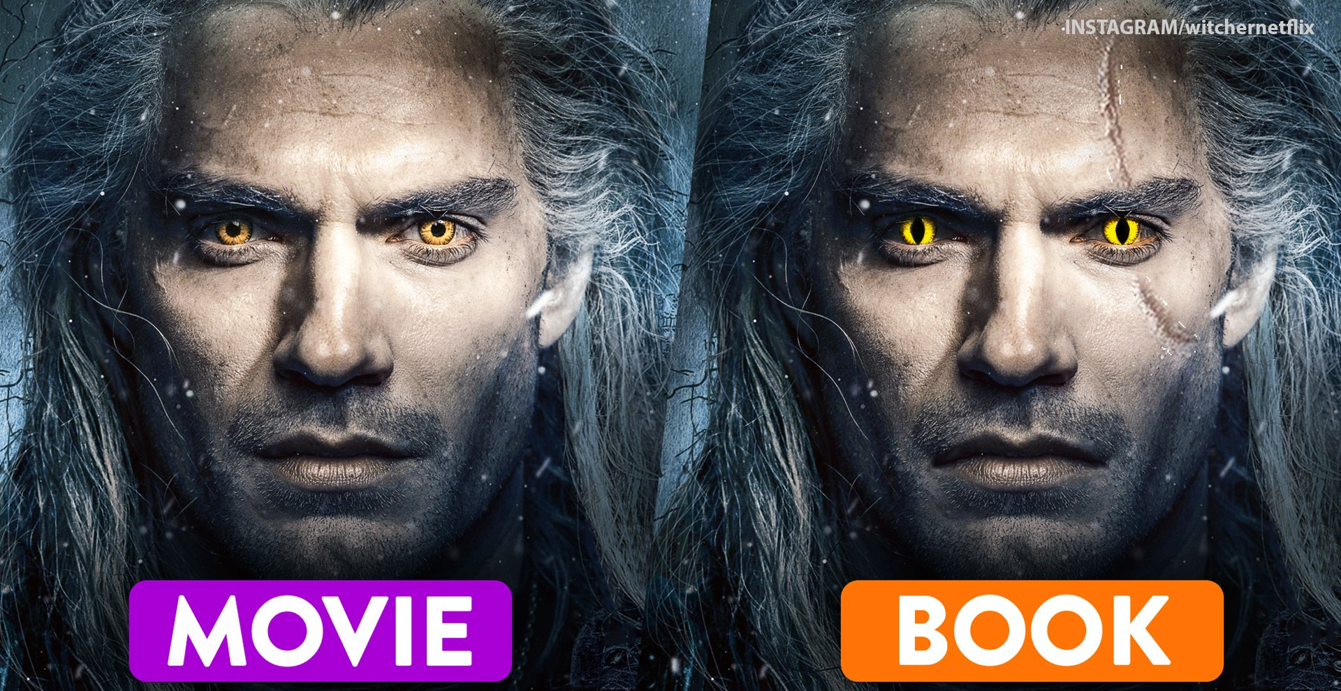 The Main Differences Between The Witcher Books And Netflix TV Show