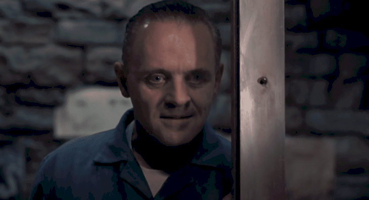 Image Source: YouTube/WatchMojo.com - Orion Pictures/The Silence of the Lambs