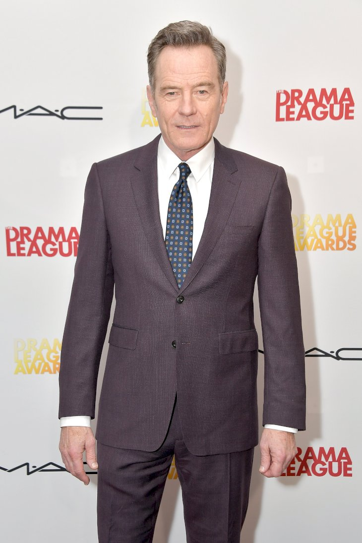 Image Credits: Getty Images / Michael Loccisano | Bryan Cranston attends the 85th Annual Drama League Awards at the Marriott Marquis Times Square on May 17, 2019 in New York City.