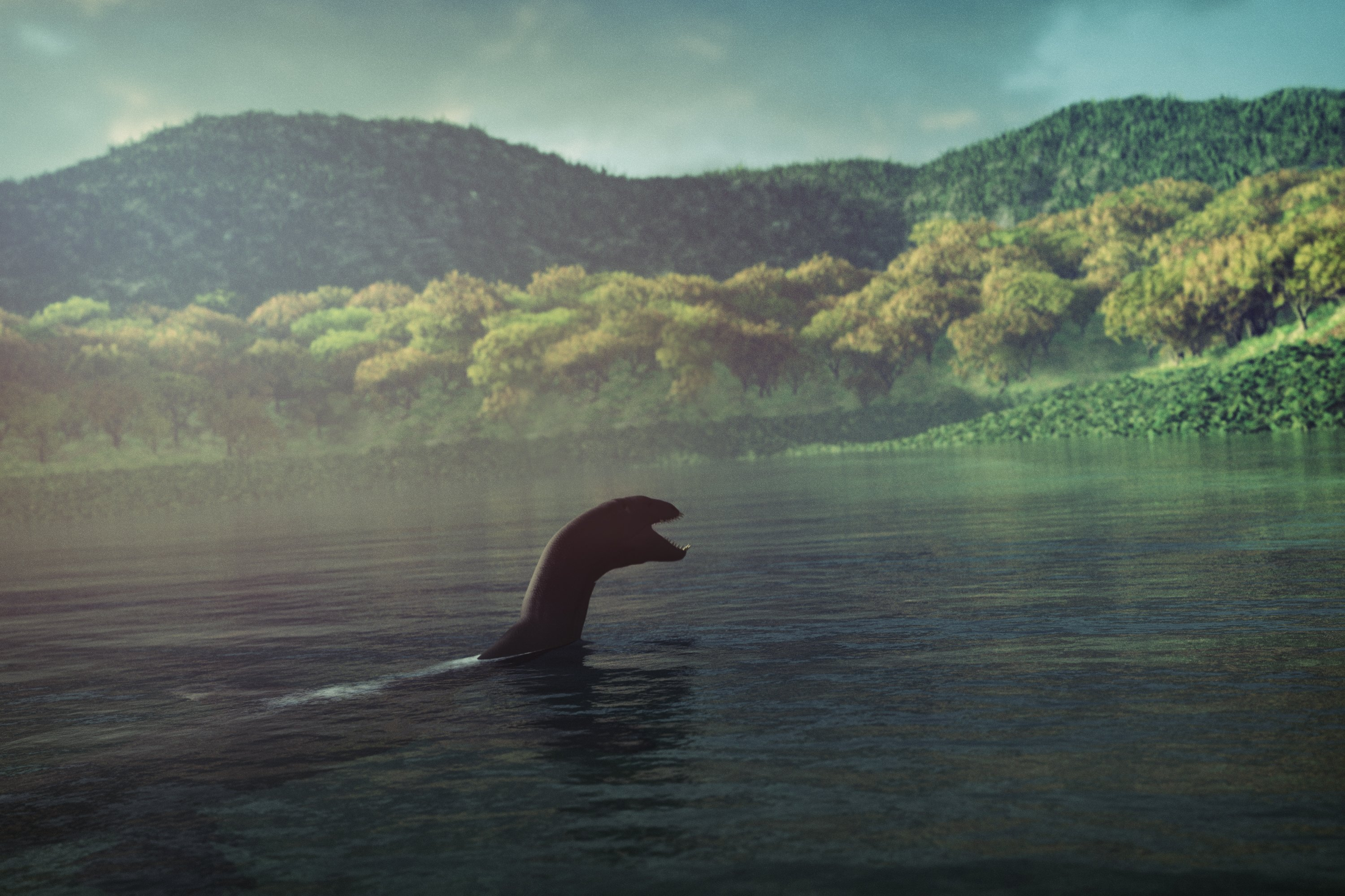 What Science Has To Say About The Loch Ness Monster