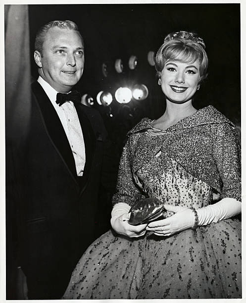 Jack Cassidy and Shirley Jones Image Source: Getty Images.