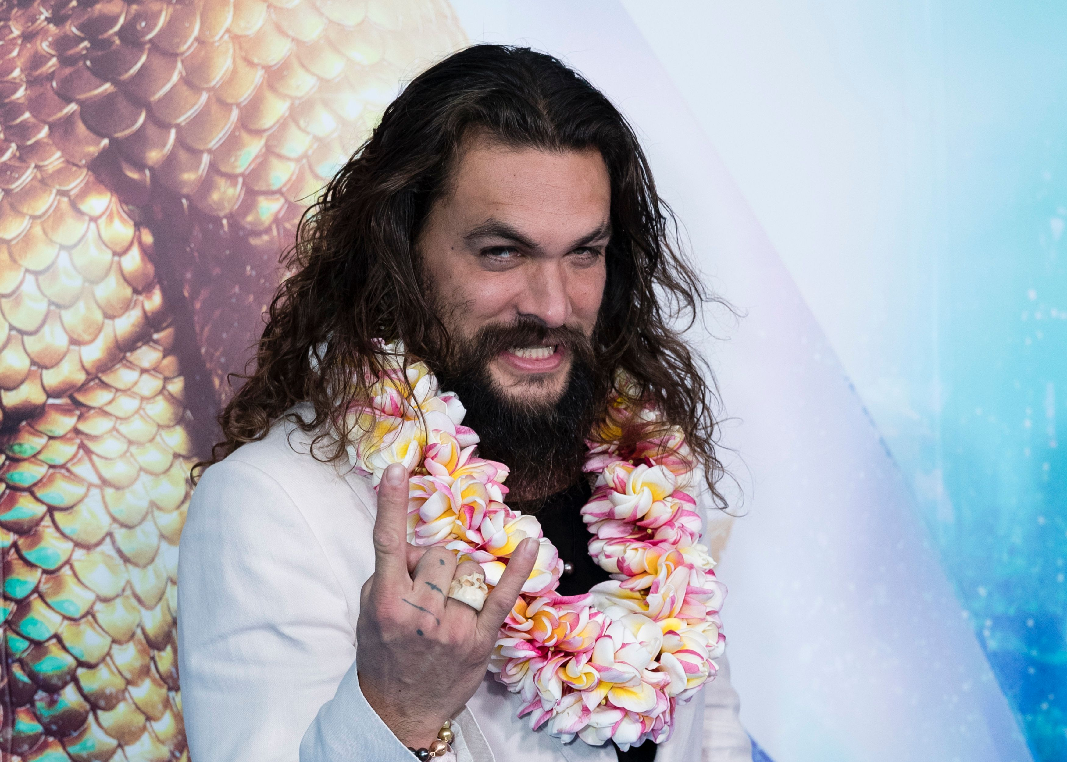 Jason Momoa is sure anything is possible / Getty Images