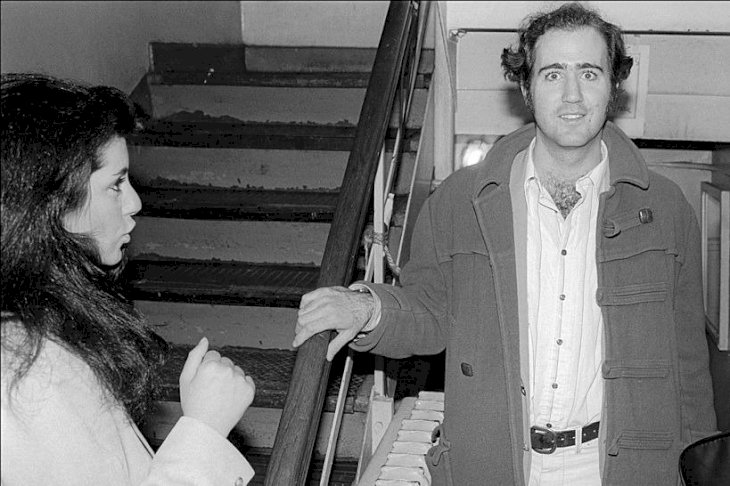Image Credits: Getty Images / Andy Kaufman backstage on Broadway, New York