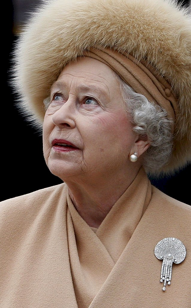 Image Credit: Getty Images / Queen Elizabeth II at a public appearance.