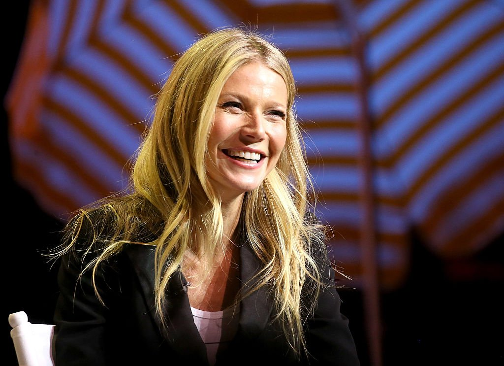 Image Credits: Getty Images / Michael Tran / FilmMagic | Gwyneth Paltrow speaks onstage during the 3rd Annual Airbnb Open Spotlight held at The Los Angeles Theater on November 19, 2016 in Los Angeles, California.