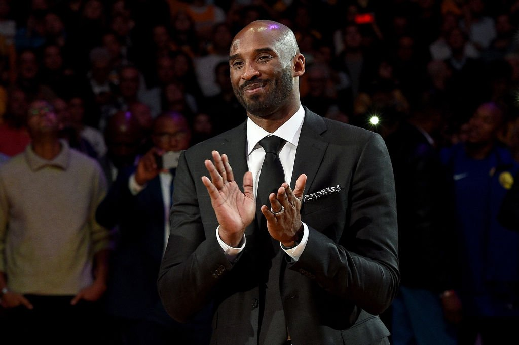 Image Credit: Getty Images / Kobe Bryant #24 of the Los Angeles Lakers.