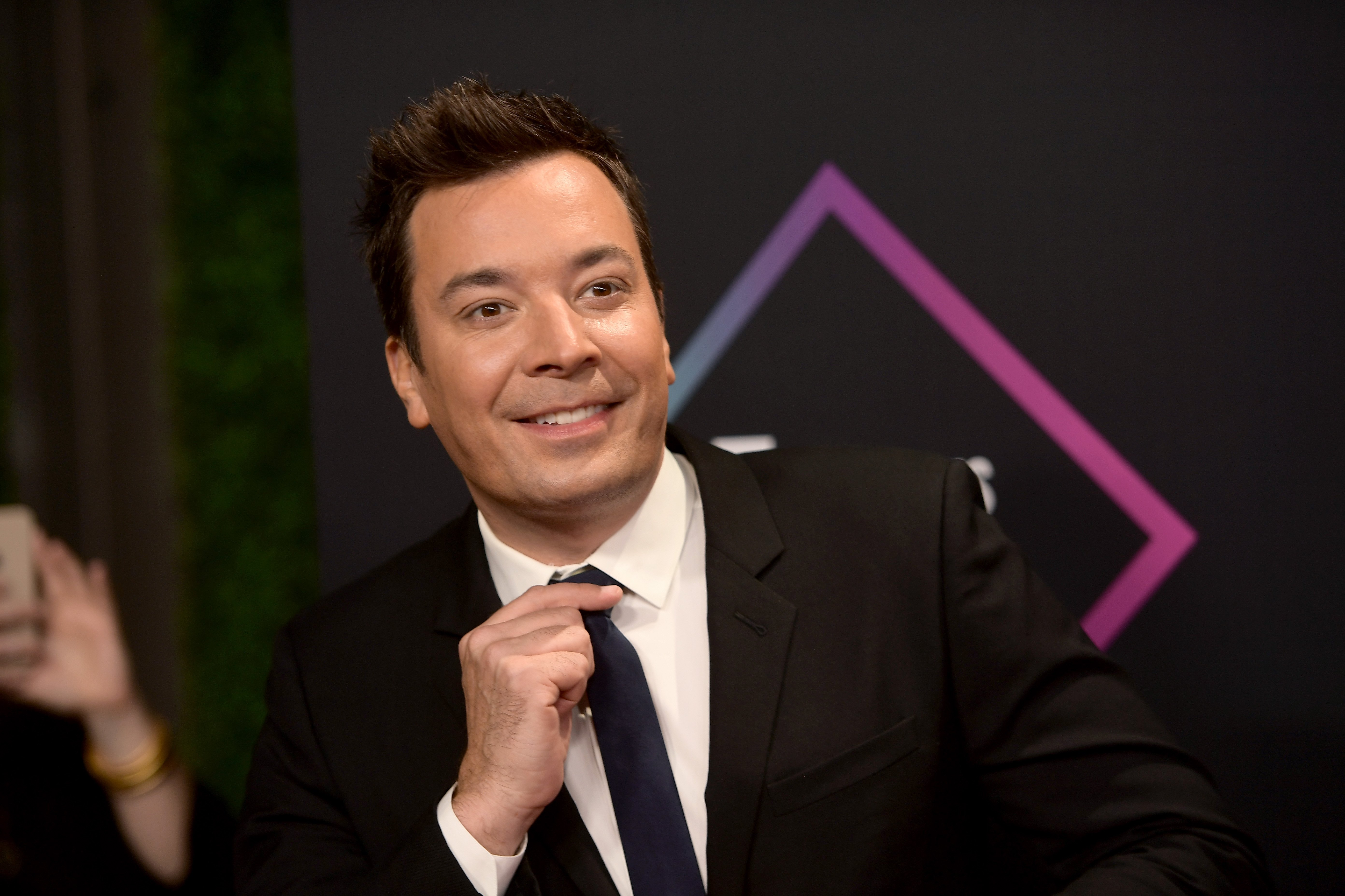 Jimmy Fallon Image Source: Getty Images.