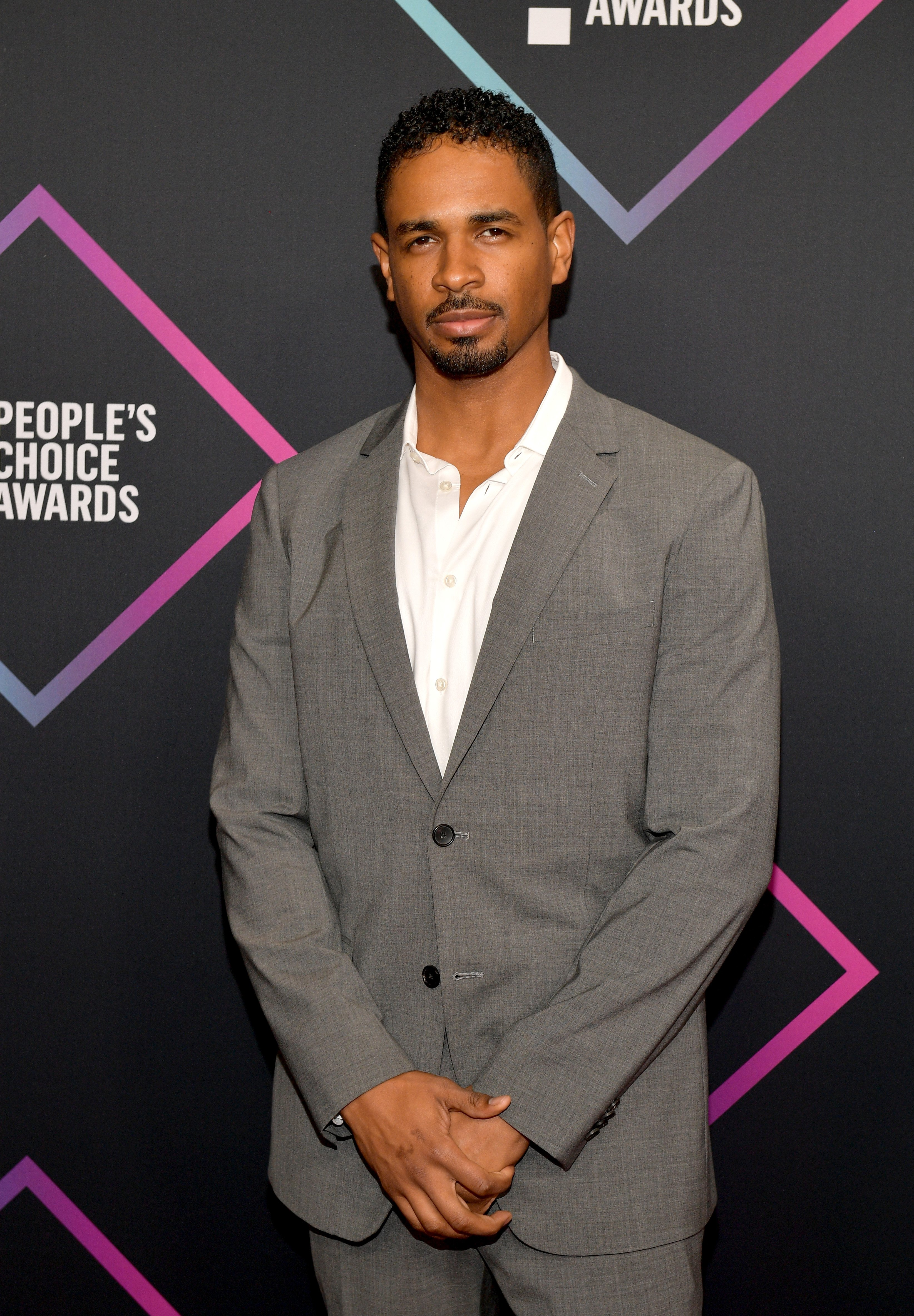 Image Credits: Getty Images / Matt Winkelmeyer | Damon Wayans Jr. attends the People's Choice Awards 2018 at Barker Hangar on November 11, 2018 in Santa Monica, California.