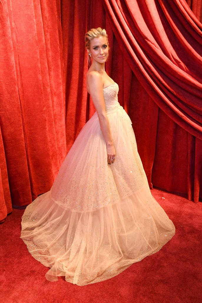 Image Credits: Getty Images / Steve Granitz / WireImage | Kristin Cavallari attends the 90th Annual Academy Awards at Hollywood & Highland Center on March 4, 2018 in Hollywood, California.