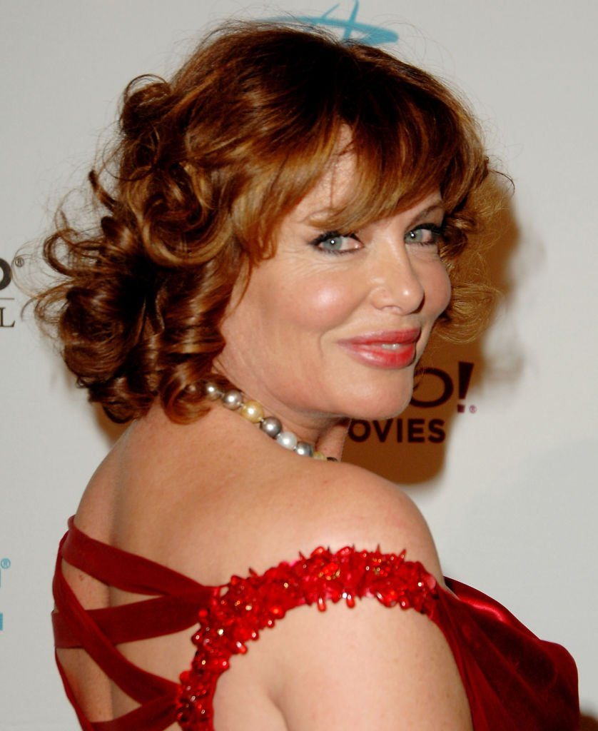 Image Credits: Getty Images / Jon Kopaloff / FilmMagic | Actress Kelly LeBrock arrives at the Hollywood Film Festival's Hollywood Awards at the Beverly Hilton Hotel on October 22, 2007 in Beverly Hills, California.