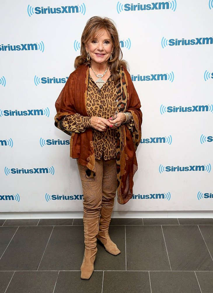 Image Credit: Getty Images/Robin Marchant | Dawn Wells visiting SiriusXM in 2016