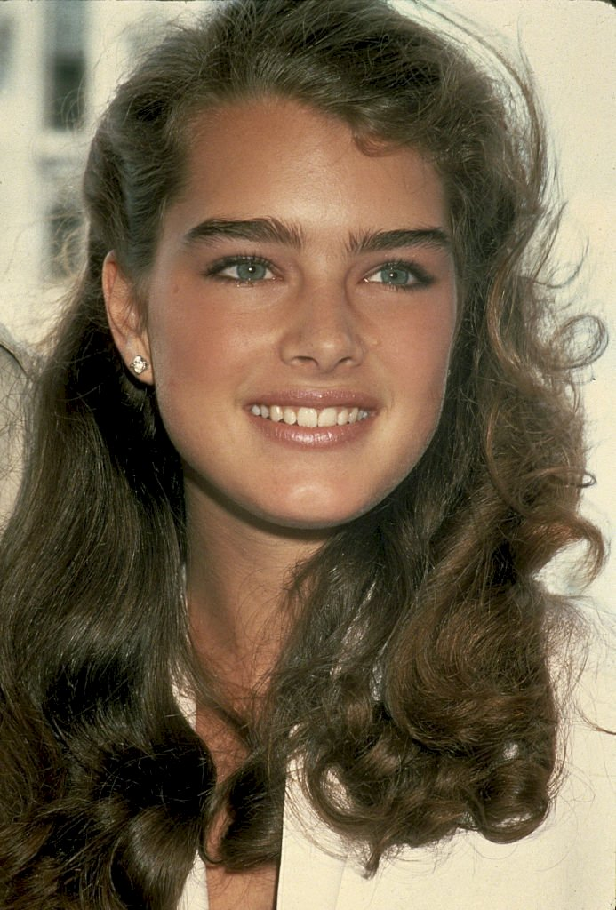Image Credits: Getty Images / Sonia Moskowitz | Brooke Shields in 1981.