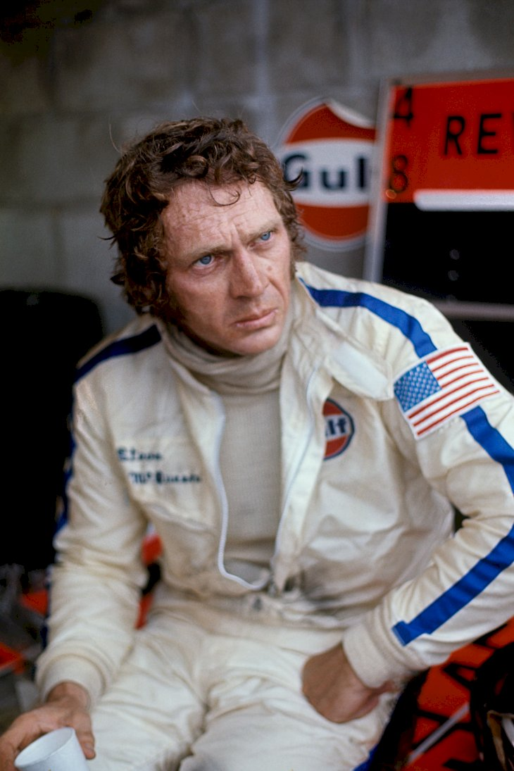 Steve McQueen / Photo:Getty Images