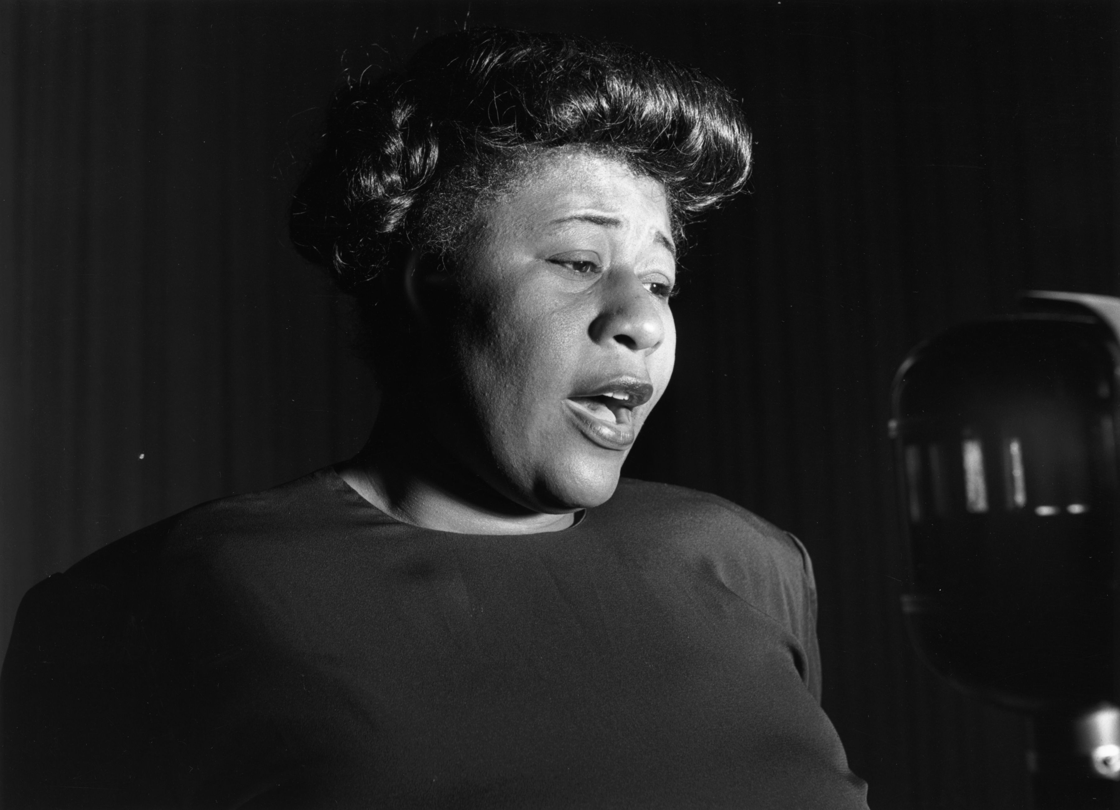 Image Source: Getty Images | A photo of Ella Fitzgerald