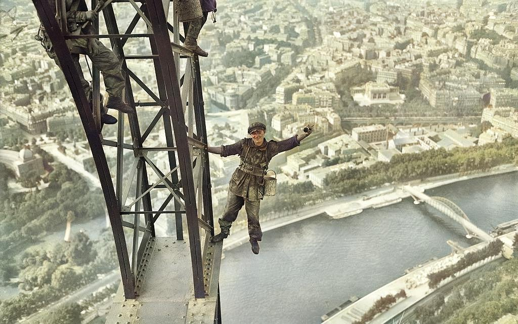 Most Beautiful Colorized Images In History