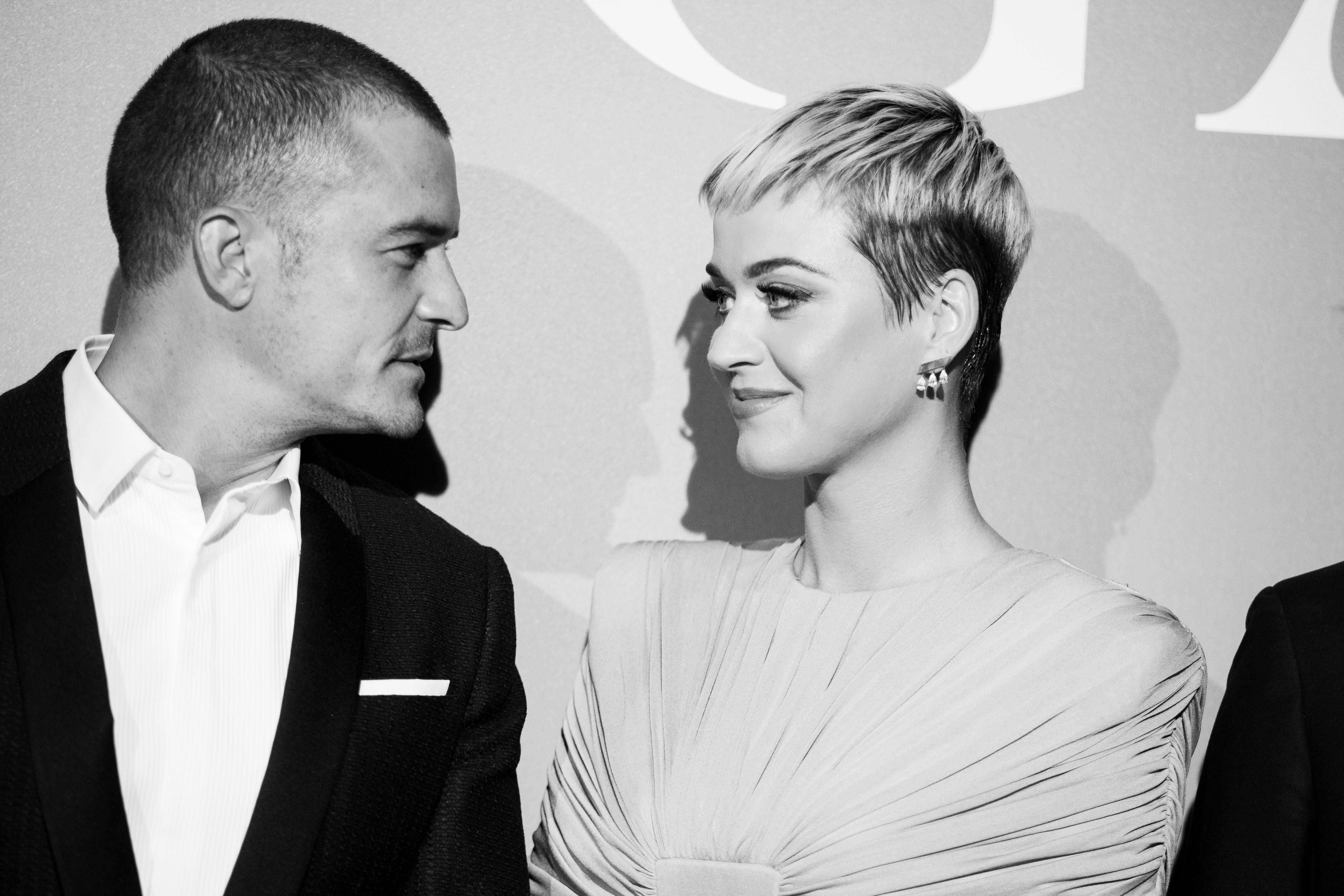 Orlando Bloom and Katy Perry attend Gala for the Global Ocean hosted by H.S.H. Prince Albert II of Monaco / Getty Images