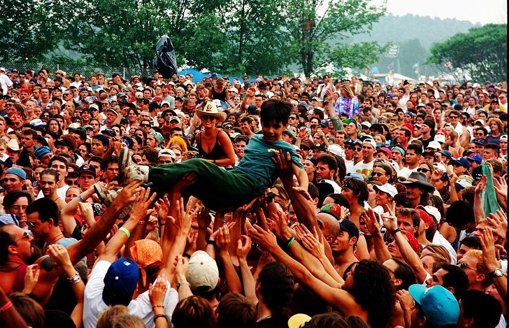 Woodstock Pictures That Make You Feel Like You Were There