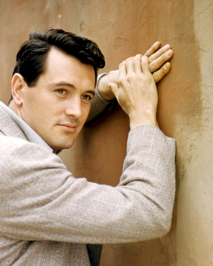 Image Credit: Getty Images/Silver Screen Collection | Rock Hudson in 1955