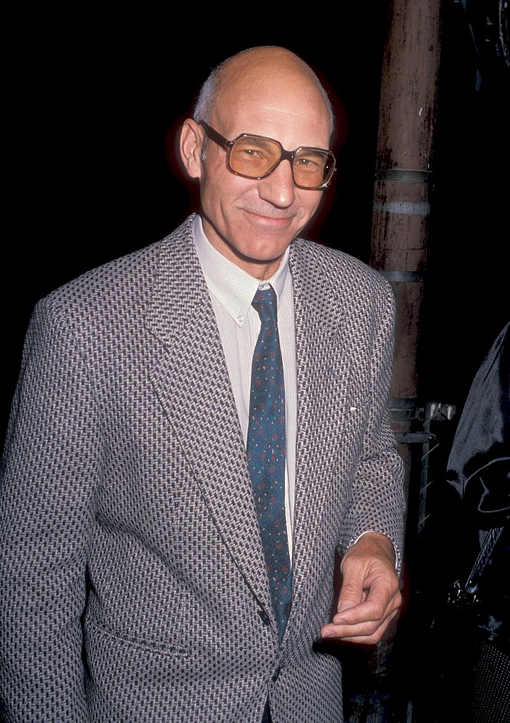 Image Credit: Getty Images/Ron Galella Collection via Getty Images/Ron Galella, Ltd. | Patrick Stewart in 1989