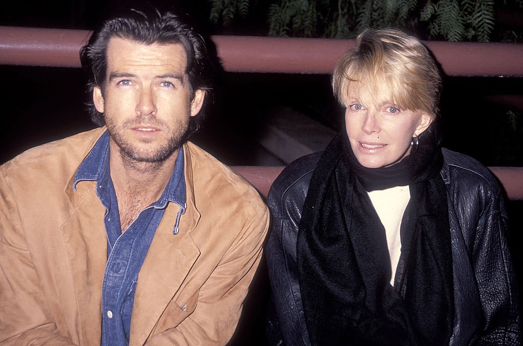 Image Source: Getty Images/Ron Galella Collection via Getty Images/Ron Galella, Ltd. | Brosnan & Harris circa 1990