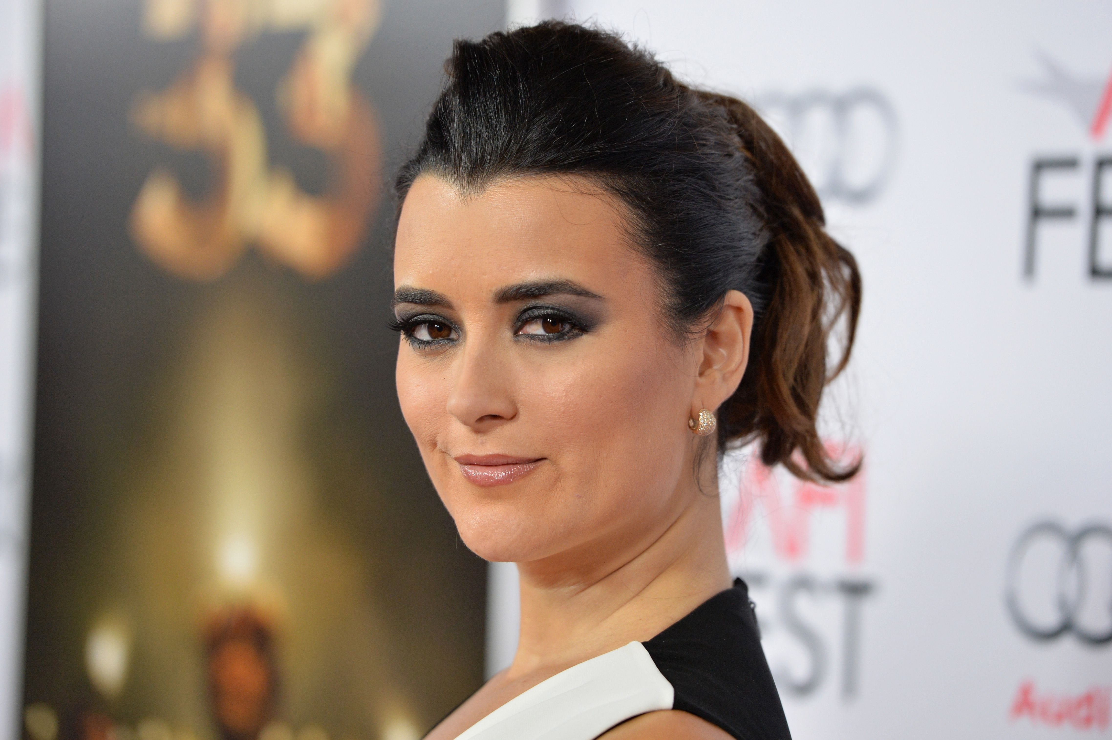 Cote de Pablo was the first major character to leave NCIS / Getty Images