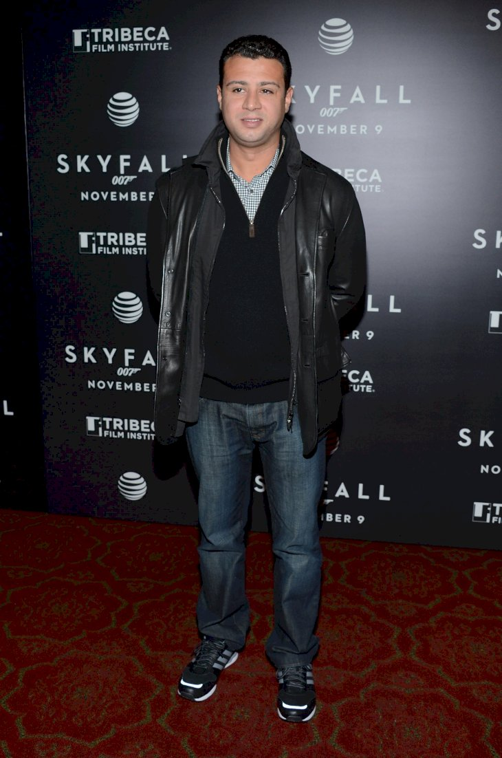 "Image Credits: Getty Images / Larry Busacca | Raphael De Niro attends the Tribeca Film Institute Benefit Screening Of ""Skyfall"" at Ziegfeld Theater on November 5, 2012 in New York City."