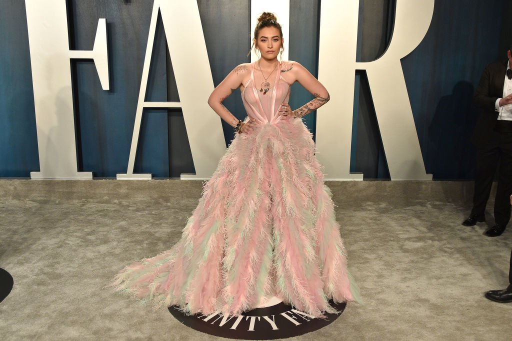 Image Credit: Getty Images / Paris Jackson attends the 2020 Vanity Fair Oscar Party at Wallis Annenberg Center for the Performing Arts on February 09, 2020 in Beverly Hills, California.