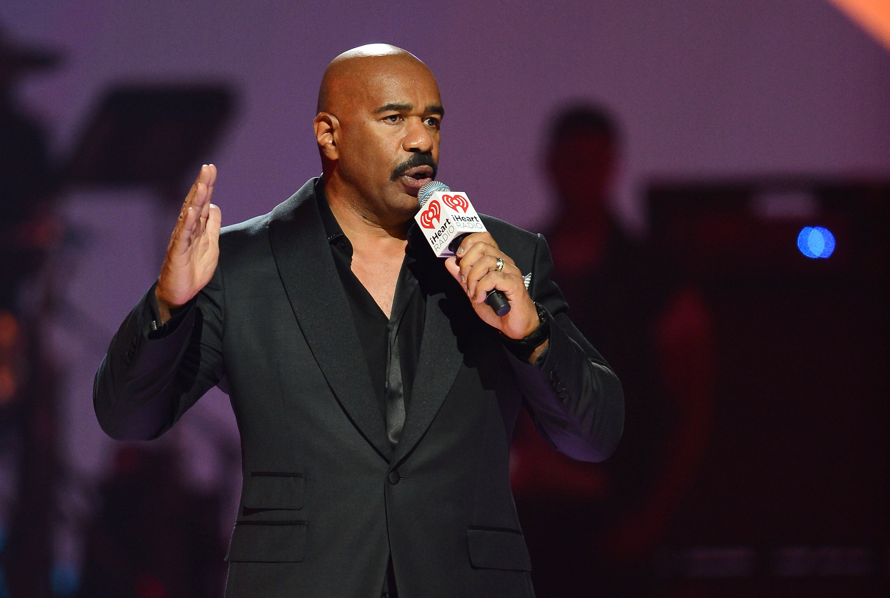 Steve Harvey Image Source: Getty Images.