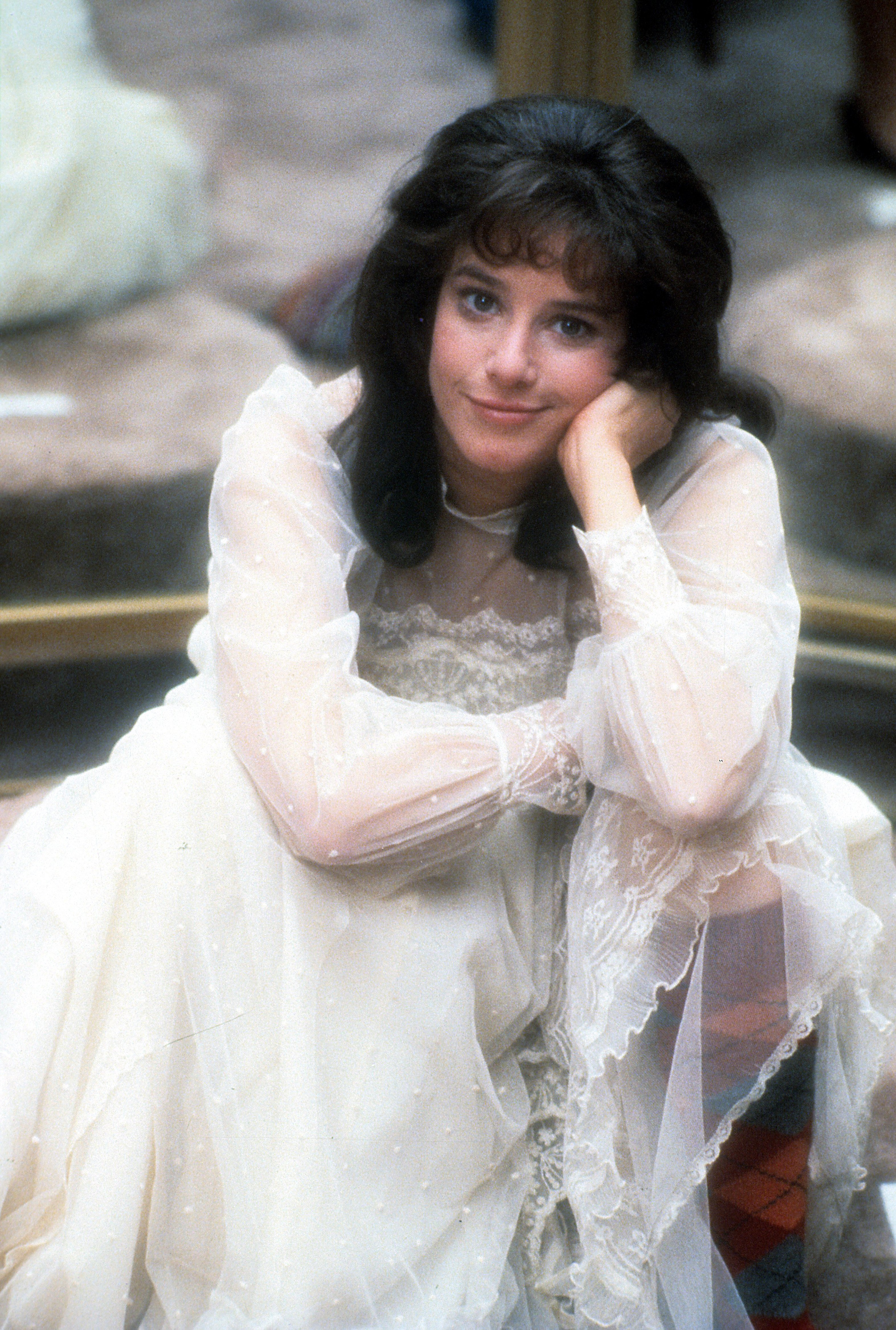 Image Credits: Getty Images / Paramount Pictures | Debra Winger in a scene from the film 'Terms of Endearment', 1983.