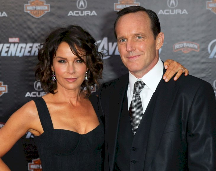 Jennifer Grey and Clark Gregg / Photo:Getty Images