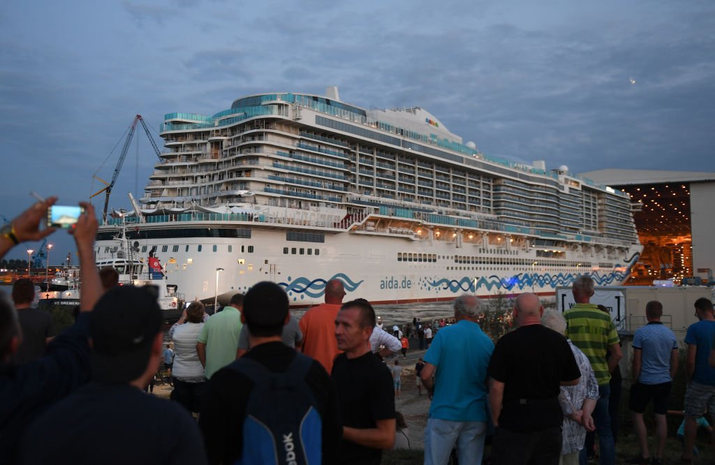 Cruise Ship Expectations Versus Reality